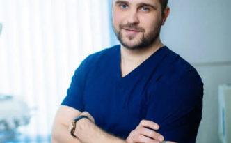Врач-ортопед Галыка Александр Вячеславович